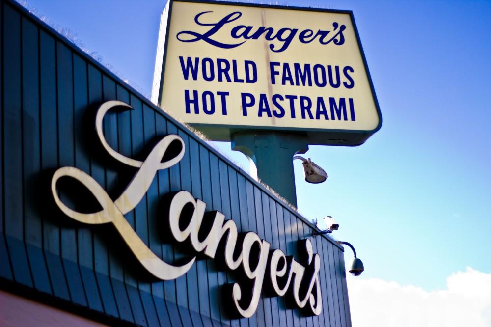 Langers-Delicatessen